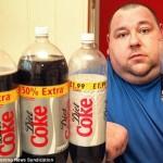 Отрицателната страна на диетичните газирани напитки