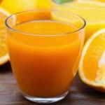7- дневна диета с портокали