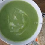 Супа от спанак и карфиол