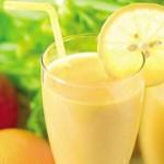 Сок от ябълка, лимон и грейпфрут за отслабване