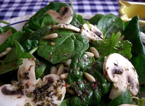 salata-spanak-gabi