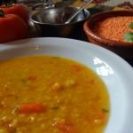 Масур Дал – индийска супа от червена леща