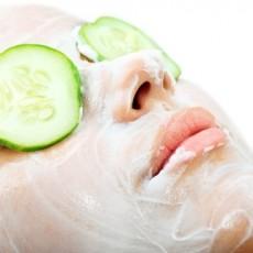 5 домашни маски за лице при мазна кожа