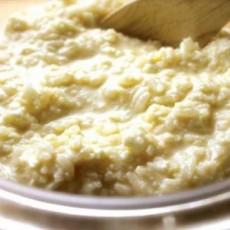 Как да приготвим сирене от ориз
