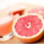 7- дневна диета със сок от грейпфрут