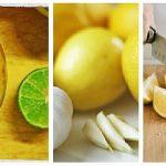 Рецепта с лимон и чесън за топене на мазнините