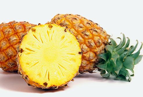 ananas-dieta