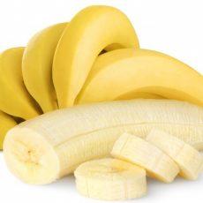 Как да използваме банана срещу акнето и бръчките