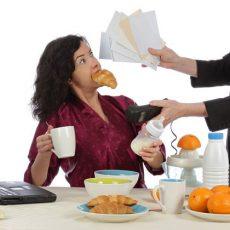 Как да се спасим от качването на килограми заради Стрес?