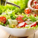 Салата за вечеря за вашата Диета за Отслабване