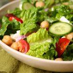 Диета със салати за 7 дни – Меню: