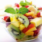 3- дневна диета с плодова салата