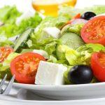 7- те най- добри съставки за салатата за отслабване