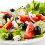 Диета за отслабване с краставици и домати
