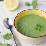 Диета със супа от спанак