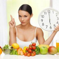 Кога да се храним, за да отслабнем