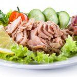 Отслабване с 4 кг чрез диетата с риба тон