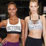 """10- минутна домашна тренировка за дупе и бедра с моделите на """"Виктория Сикретс"""" – ВИДЕО:"""
