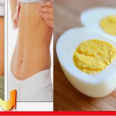 Диета с варени яйца – Отслабване с 10 кг!